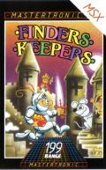 Finders Keepers per MSX