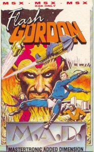 Flash Gordon per MSX