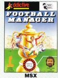 Football Manager per MSX