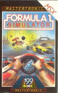 Formula 1 Simulator per MSX