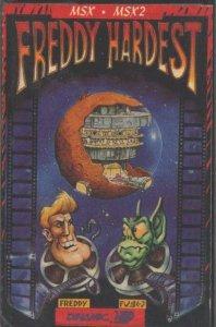 Freddy Hardest per MSX