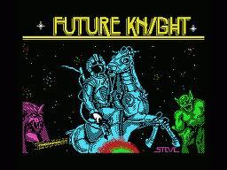 Future Knight per MSX