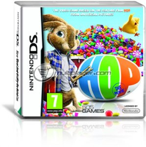 HOP - Il Videogioco per Nintendo DS