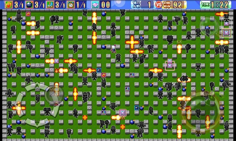 One Hundred Person Battle Bomberman disponibile in Giappone