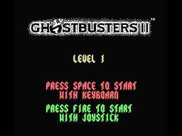 Ghostbusters II per MSX