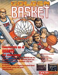 Golden Basket per MSX