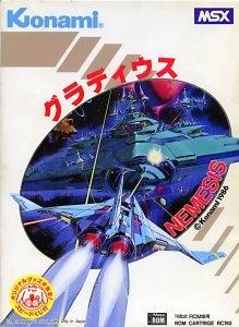 Gradius per MSX