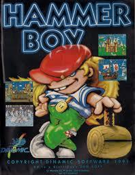 Hammer Boy per MSX