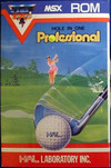 Hole in One Professional per MSX