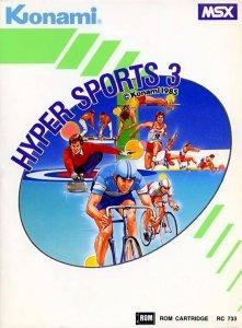 Hyper Sports III per MSX
