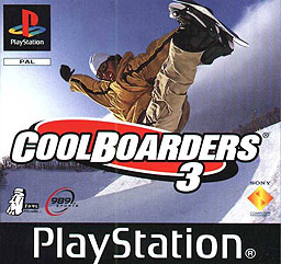 Cool Boarders 3 per PlayStation