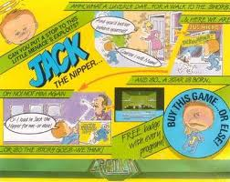 Jack the Nipper per MSX