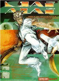 Jai Alai per MSX