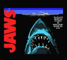 Jaws: The Computer Game per MSX