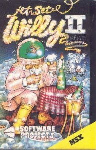 Jet Set Willy II: The Final Frontier per MSX