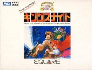 King's Knight per MSX
