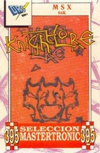 Knight Lore per MSX