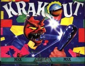 Krakout per MSX