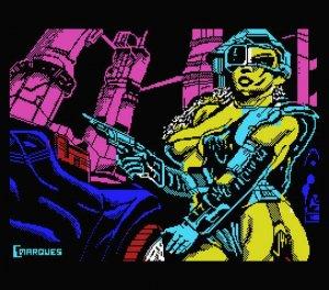 La Aventura Espacial per MSX