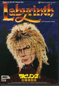 Labyrinth per MSX