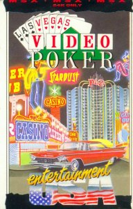Las Vegas Video Poker per MSX