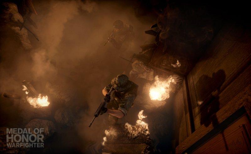 E3 2012 - Medal of Honor: Warfighter giocato live durante la conferenza EA