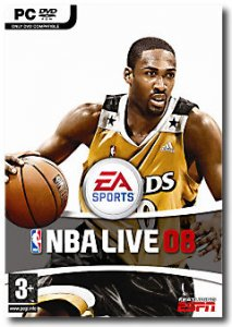 NBA Live 08 per PC Windows