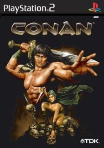 Conan per PlayStation 2