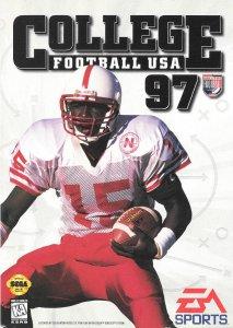 College Football USA '97 per Sega Mega Drive