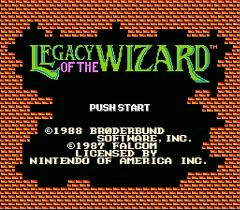 Legacy of the Wizard per MSX