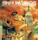 Los Inhumanos per MSX