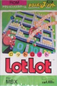 Lot Lot per MSX