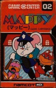 Mappy per MSX