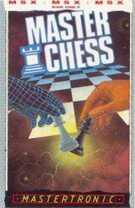 Master Chess per MSX