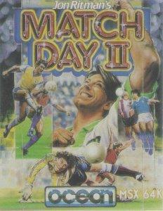 Match Day II per MSX