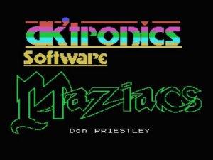 Maziacs per MSX