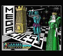 Megachess per MSX