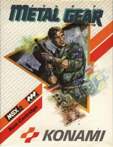 Metal Gear per MSX