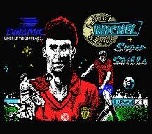 Michel Futbol Master + Super Skills per MSX