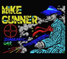 Mike Gunner per MSX