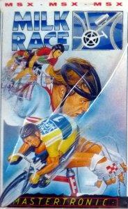 Milk Race per MSX