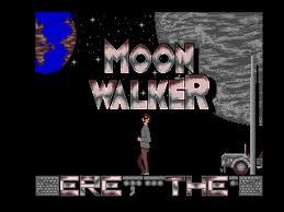 Moonwalker per MSX