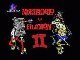 Mortadelo y Filemón 2 per MSX