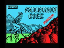 Mountain Bike Racer per MSX