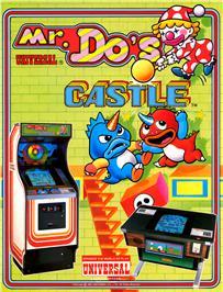 Mr. Do!'s Castle per MSX