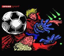 Mundial de Fútbol per MSX