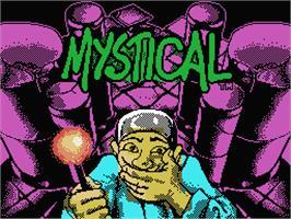 Mystical per MSX