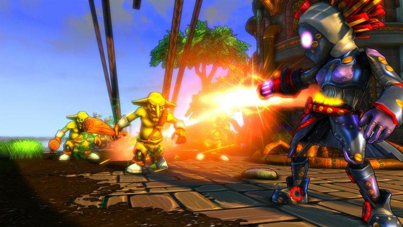 Q.U.B.E., Primal Carnage, Dungeon Defenders e altro ancora nell'Unreal Indie Bundle