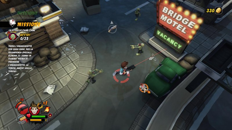 All zombies must die! recensione pc 101472