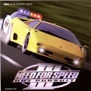 Need for Speed III: Hot Pursuit per PlayStation
